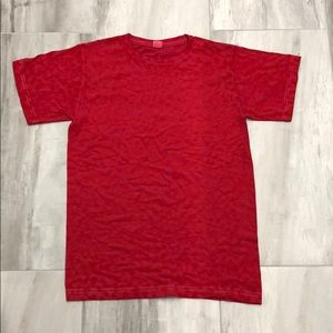 Other - Red leopard t shirt